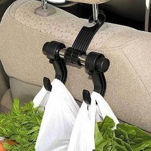 【多功能座椅背掛鉤 LA258】NO135汽車椅背鉤 汽車椅背鈎汽車收納【八八八】e網購