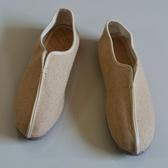 中式唐裝麻鞋夏季透氣禪修鞋子亞麻復古套腳平底單鞋民族風布鞋 瑪麗蘇