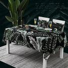 時尚可愛空間餐桌布 茶几布 隔熱墊 鍋墊 杯墊 餐桌巾658 (110*110cm)