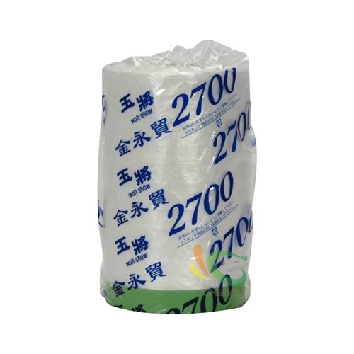 【漆寶】玉將養生塑膠遮蔽膠帶2700mm(九尺高) X 25公尺寬 (單卷裝)