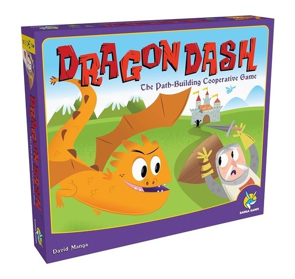 『高雄龐奇桌遊』與龍共武 Dragon Dash 繁體中文版 正版桌上遊戲專賣店