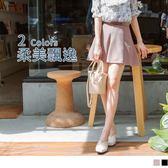 《CA1310》臧芮軒。腰帶設計弧襬西裝短裙 OrangeBear