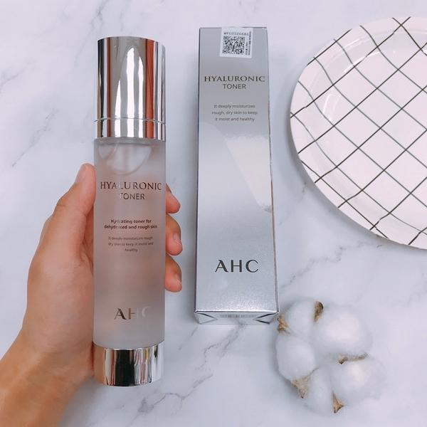 【正品認證】AHC 三效合一 玻尿酸保濕 A.H.C神仙水 100ML #明星熱賣商品