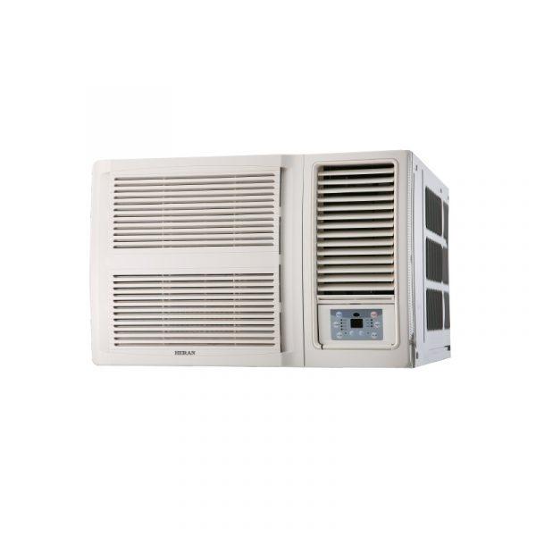 《HERAN 禾聯》R32 白金旗艦型 一級變頻窗型機 HW-GL56 (含基本安裝)