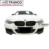 BMW F30 F31 P款 碳纖維定風翼 M TECH SPORT 保桿 TRANCO 川閣