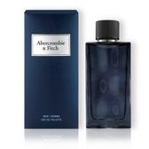 A&F Abercrombie&Fitch 湛藍男性淡香水100ml【UR8D】