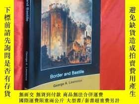 二手書博民逛書店Border罕見and Bastille (Dodo Press
