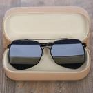 墨鏡 墨鏡新款潮流眼睛男士偏光太陽鏡開車專用日夜兩用網紅眼鏡 韓美e站