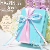 婚慶用品喜糖創意禮品婚禮馬口鐵盒歐式 10個裝 BS19784『科炫3C』