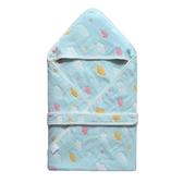 完封高麗菜嬰兒抱被 嬰兒抱被夏季薄款純棉新生兒包被初生寶寶包巾春秋裹布產房