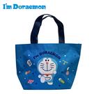 【日本正版】哆啦A夢 輕便 手提袋 便當袋 午餐袋 小叮噹 DORAEMON 三麗鷗 Sanrio - 558850