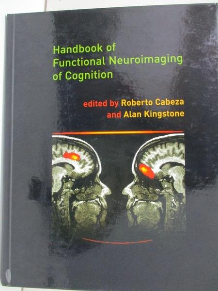 【書寶二手書T1/大學理工醫_KFU】Handbook of Functional Neuroimaging of…