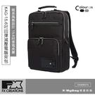 FX CREATIONS 側背包 KAG系列 15.6吋回彈減壓電腦背包 黑色 KAG69637A-01 得意時袋