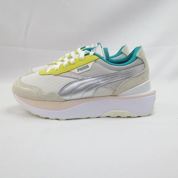 PUMA CRUISE RIDER OQ WNS 休閒鞋 運動鞋 37507301 女款 白【iSport愛運動】
