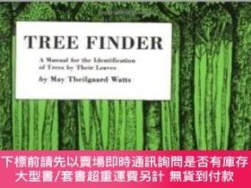 二手書博民逛書店Tree罕見FinderY255174 Watts, May T. Nature Study Guild 出