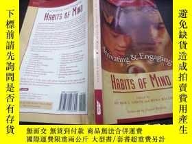 二手書博民逛書店ACTIVATING罕見AND ENGAGING HABITS OF MIND 2000年 大32開平裝 原版英法