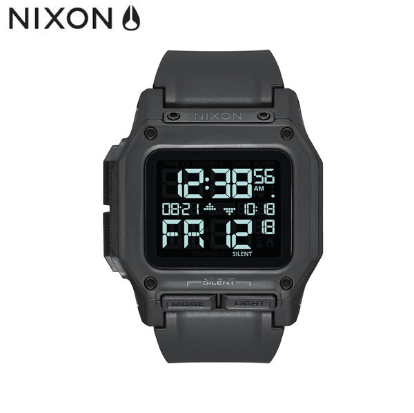 NIXON 手錶 原廠總代理 A1180-001 黑色 美國特種部隊軍事潛水錶 男女適用 運動潛水 生日 情人節禮物
