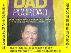 二手書博民逛書店Rich罕見Dad Poor Dad: What the Rich Teach Their Kids about