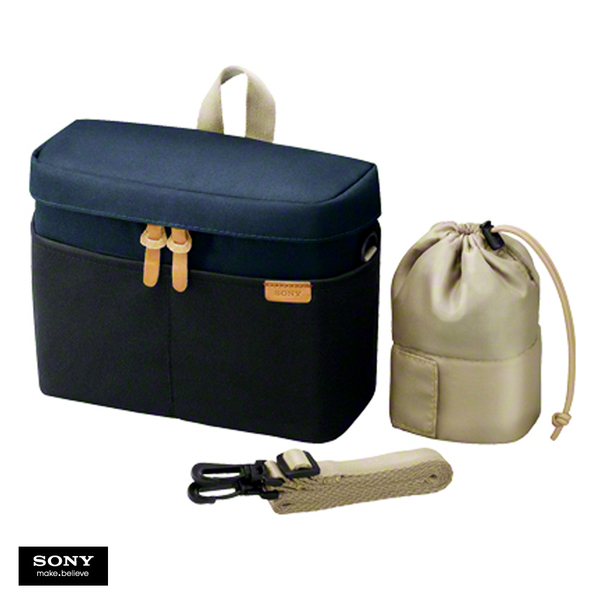 3C LiFe SONY 索尼 LCS-BBK 相機包 側背包