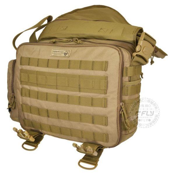 《飛翔無線3C》HAZARD 4 Sherman 側背野外筆電包│公司貨│斜背戶外旅遊包