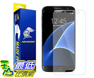 [105美國直購] 螢幕保護膜 Samsung Galaxy S7 Matte Screen Protector Anti-Glare Anti-Fingerprin Anti-Bubble Shield 5160320