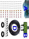 20公升水桶式Raindrip雙孔定時滴灌套裝(40組滴灌)