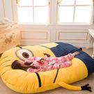 小黃人小小兵沙發 床墊單人床代購0825...
