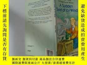 二手書博民逛書店A罕見Sudden Swirl of Icy Wind:一陣突然的寒風Y200392