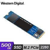 【WD 威騰】藍標 SN550 500GB M.2 2280 PCIe SSD 固態硬碟