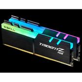 g.skill 芝奇 Trident Z RGB 幻光戟 DDR4 3000 CL16 16GB (8GBx2) 雙通道 記憶體 F4-3000C16D-16GTZR