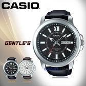 CASIO 卡西歐 手錶專賣店 MTP-X100L-1A 男錶 真皮指針錶帶  防水 全新品 保固一年