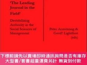 二手書博民逛書店 the罕見Leading Journal In The Field Y255174 Norman Jacks