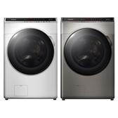 國際 Panasonic 18公斤溫水洗脫烘滾筒洗衣機 NA-V180HDH