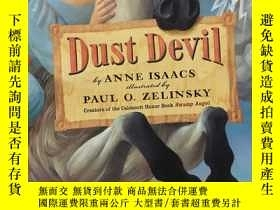 二手書博民逛書店罕見微瑕Dust Devil 精裝Y264589 Anne Is