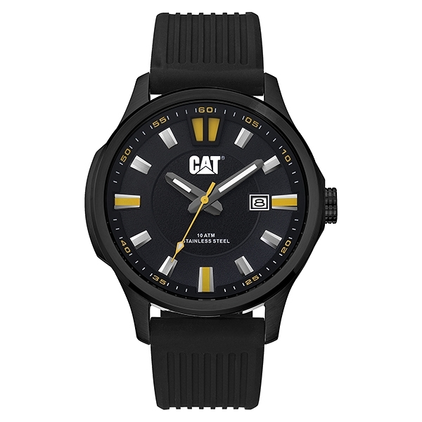 【CAT Watch】MAVERICK時尚日期潮流腕錶-經典黑/AG.161.21.127/台灣總代理公司貨享兩年保固