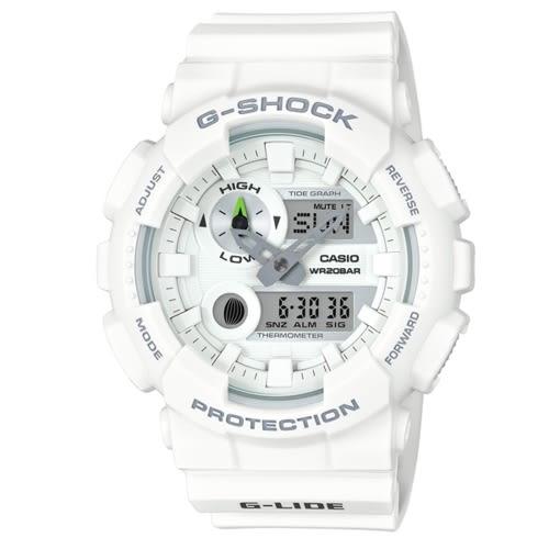 CASIO G-SHOCK耀眼奪目時尚運動腕錶/GAX-100A-7A