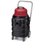 [ 家事達 ] 台灣SANCOS-3527W 工業用乾溼吹二用吸塵器-60L 特價