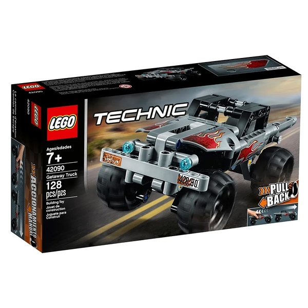 LEGO 樂高 TECHNIC 動力科技系列 Getaway Truck 逃亡卡車 42090