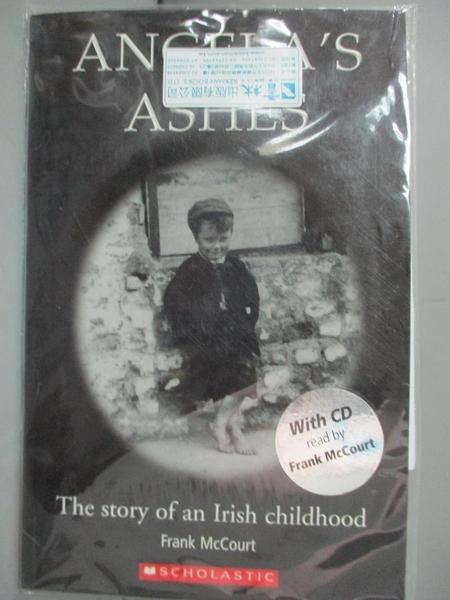 【書寶二手書T1/原文小說_NGW】Angela s Ashes_Scholastic UK