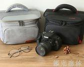 相機包 相機包單反單肩便攜攝影數碼 綠光森林