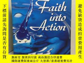 二手書博民逛書店Faith罕見Into Action: Thoughts on