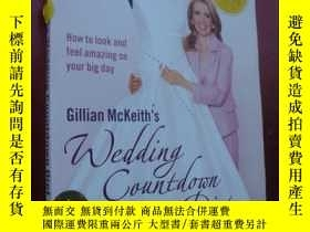 二手書博民逛書店Gillian罕見McKeith s Wedding Count