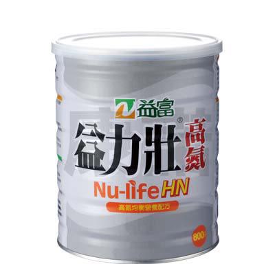 【益富】益力壯高氮 800g 單罐