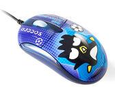 [富廉網] 酷企鵝 SBM-521 精典光學滑鼠-足球