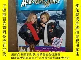 二手書博民逛書店The罕見Case Of The Flying Phantom (New Adventures Of Mary-K