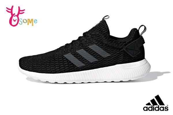 adidas LITE RACER CLIMACOOL 成人男款 慢跑鞋 運動鞋 R9322#黑色◆OSOME奧森鞋業