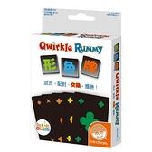 『高雄龐奇桌遊』 形色牌 Qwirkle Rummy 繁體中文版 正版桌上遊戲專賣店