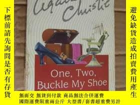 二手書博民逛書店One,two,buckle罕見my shoe 【 牙醫謀殺案,