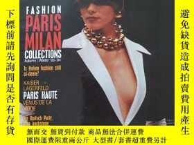 二手書博民逛書店NEXT罕見FASHION QUARTERLY FIRST ISSUEY189569