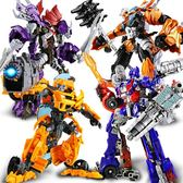 變形玩具金剛5模型汽車機器人大黃蜂恐龍電影手辦合金版兒童男孩下殺購滿598享88折